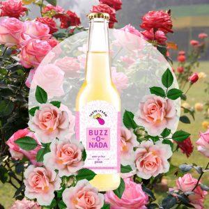 бъзонада с вкус на рози