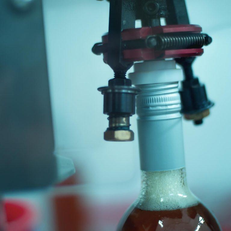 шише за сироп от бъз